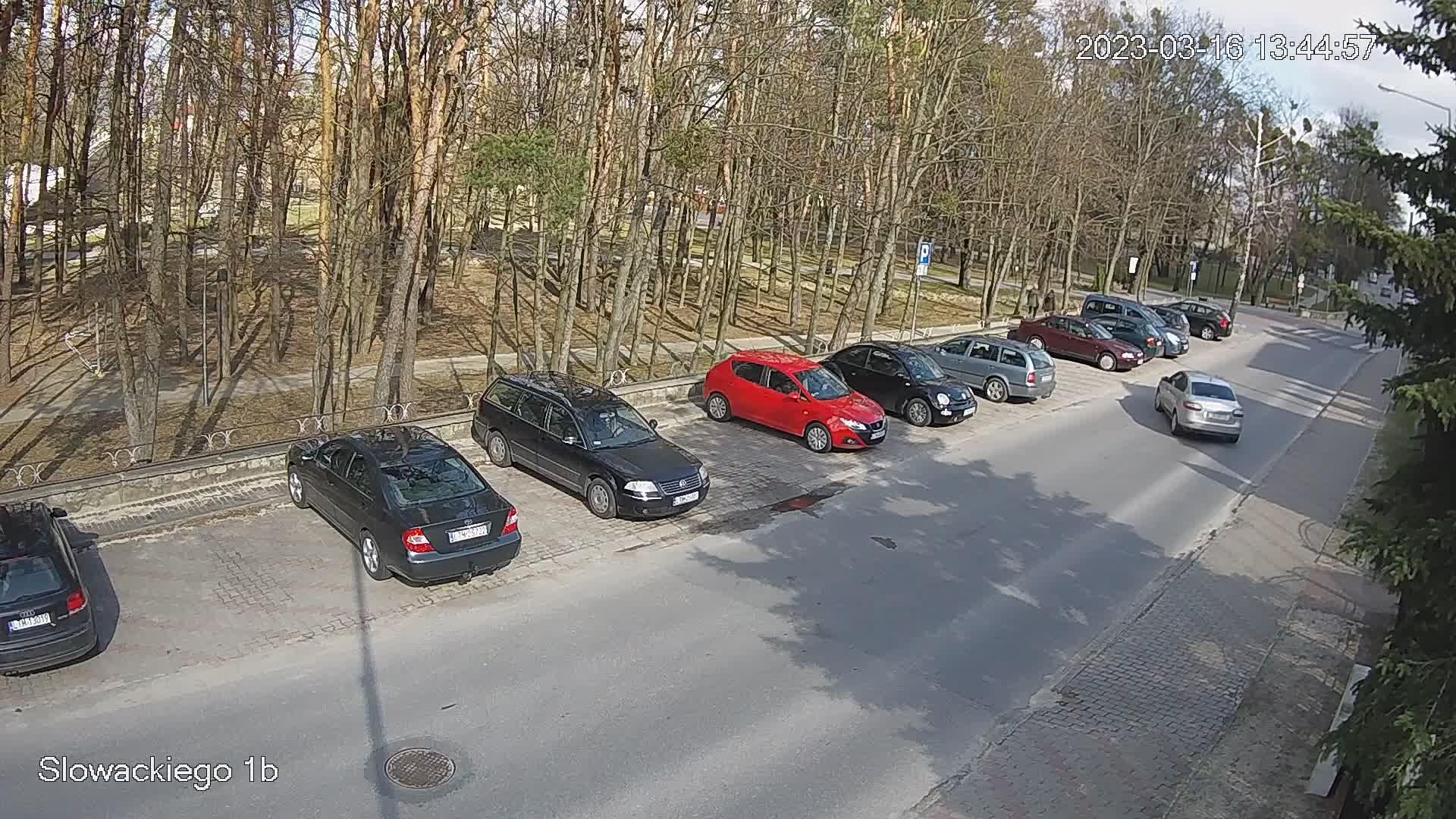 Ulica Juliusza Słowackiego